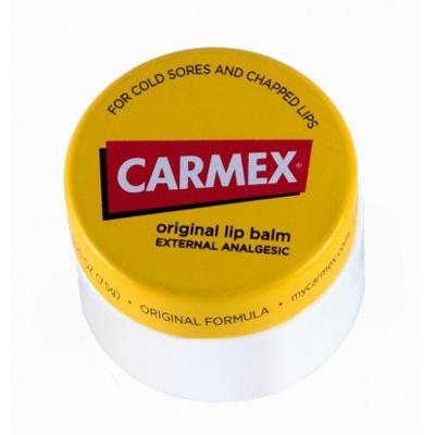 Бальзам для губ классический (в баночке) carmex (Carmex)