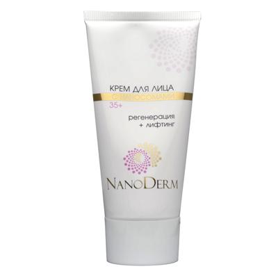 Крем для лица с наносомами 35+ нанодерм (НаноДерм)
