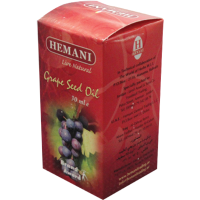 Масло виноградной косточки 30 мл хемани (Хемани)