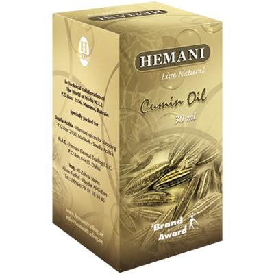 Масло кумина 30 мл хемани (Хемани)