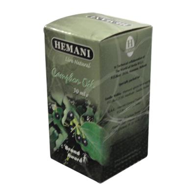Камфорное масло 30 мл хемани (Хемани)