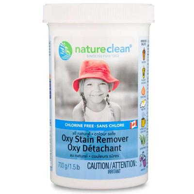 Эко-пятновыводитель кислородный nature clean (Nature Clean)