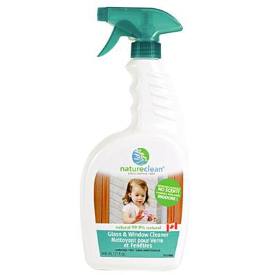 Эко-средство для стекол и поверхностей гипоаллергенное nature clean (Nature Clean)