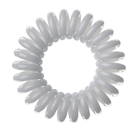 Резинка для волос серая invisibobble