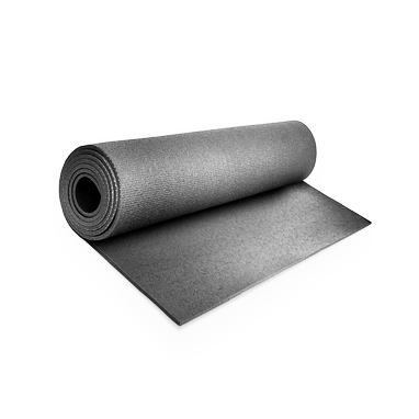 Коврик для йоги yin-yang studio (кайлаш, 183 см), серый (Yoga)