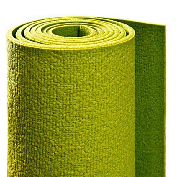 Коврик для йоги yin-yang studio (кайлаш, 220 см), зеленый (Yoga)