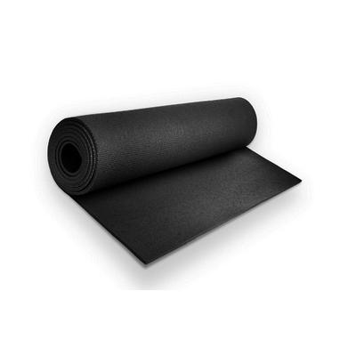 Коврик для йоги yin-yang studio (кайлаш, 220 см), черный (Yoga)