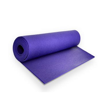 Коврик для йоги yin-yang studio (кайлаш, 200 см), фиолетовый (Yoga)