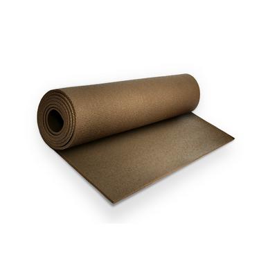 Коврик для йоги yin-yang studio (кайлаш, 173 см), коричневый (Yoga)
