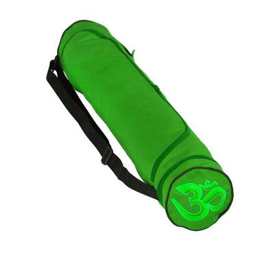 Чехол асана для йога-коврика зеленый yoga (Yoga)