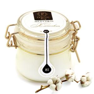 Мёд-суфле белый хлопок №81 250 мл peroni honey