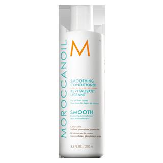 Разглаживающий кондиционер для непослушных волос 250 мл moroccanoil (Moroccanoil)