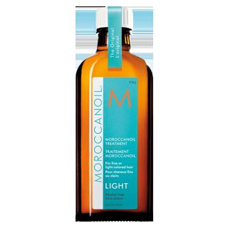 Восстанавливающее масло для тонких и светлых волос, 100 мл moroccanoil (Moroccanoil)