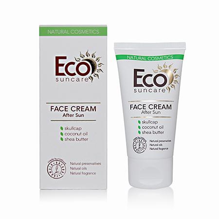 Крем для лица после загара eco suncare (Eco Suncare)