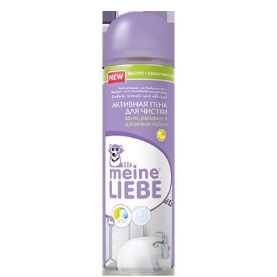Активная пена для чистки сантехники meine liebe (Meine Liebe)