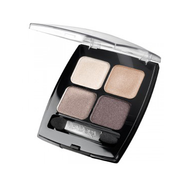Тени для век eye shadow quartet 35 isadora (IsaDora)