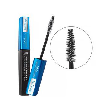 Тушь для ресниц водостойкая build-up mascara extra volume 100% waterproof  21 isadora (IsaDora)
