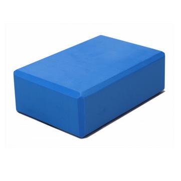 Пластиковый опорный блок для йоги из eva-пены yoga (Yoga)