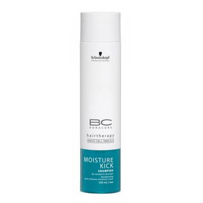 Шампунь интенсивное увлажнение bonacure moisture kick schwarzkopf (Schwarzkopf Professional)