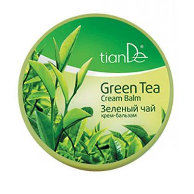 Крем-бальзам для волос зеленый чай тианде (ТианДе)