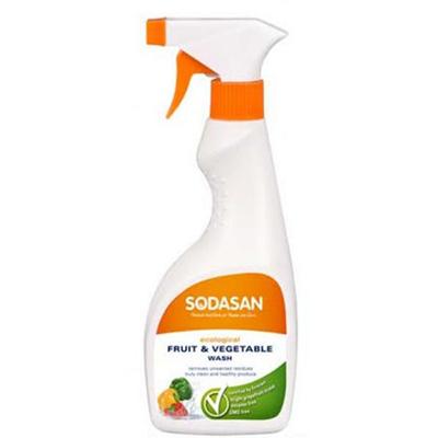 Средство для мытья фруктов и овощей sodasan