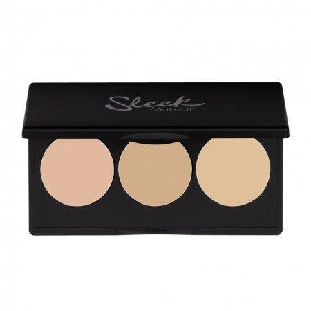 Палитра корректоров и консилеров palette 01 sleek makeup