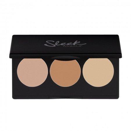 Палитра корректоров и консилеров palette 02 sleek makeup