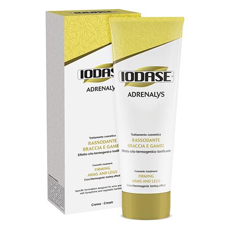 Natural Project - Iodase Крем против жировых отложений (для женщин) iodase adrenalys