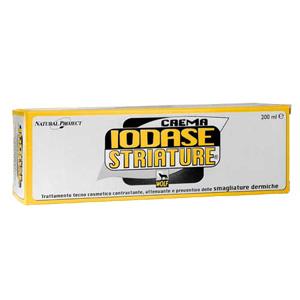 Крем против растяжек для беременных iodase striature (Natural Project - Iodase)