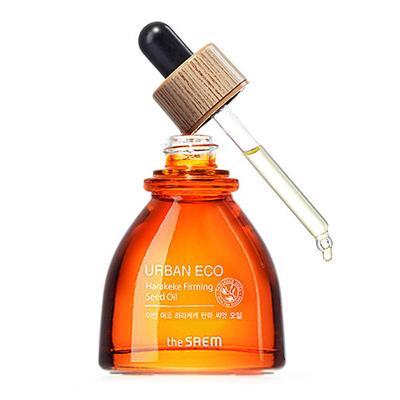 Питательное масло с экстрактом новозеландского льна urban eco the saem (The Saem)
