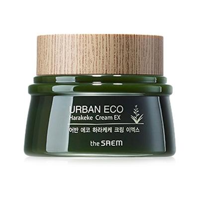 Ультраувлажняющий крем для лица с экстрактом новозеландского льна urban eco the saem (The Saem)