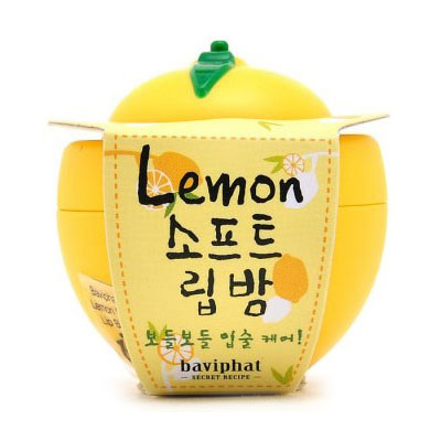 Бальзам для губ лимон baviphat (Baviphat)