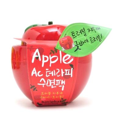 Ночная маска с экстрактом яблока для проблемной кожи миниатюра baviphat (Baviphat)