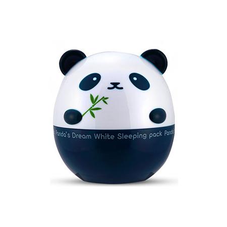 Маска ночная осветляющая pandas dream white sleeping pack tony moly