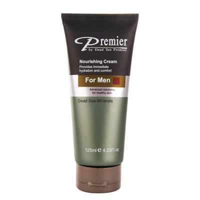 Premier by Dead Sea Питательный крем для мужчин premier