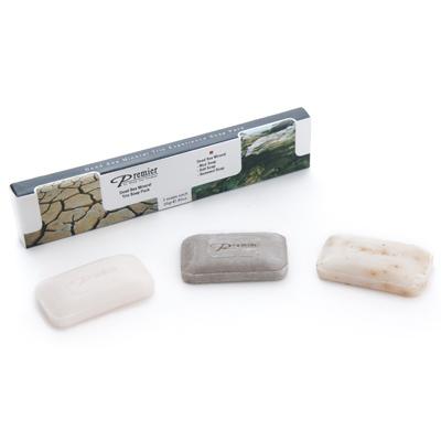 Premier by Dead Sea Мыло с минералами тройная упаковка premier