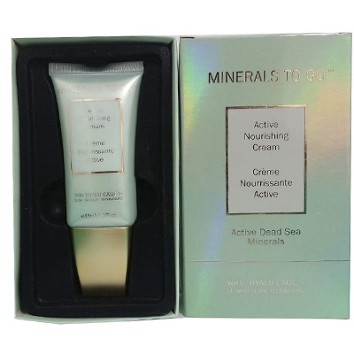 Premier by Dead Sea Активный питательный крем для сухой и комбинированной кожи premier
