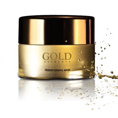 Premier by Dead Sea Трансформирующая маска с микрочастицами золота premier