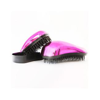 Набор расчесок для волос kit fuchsia bright-black dessata (Dessata)
