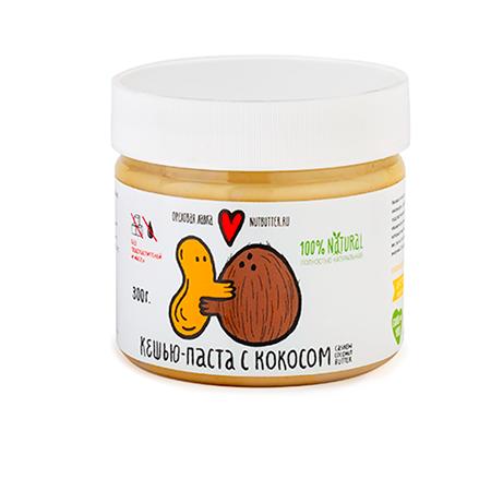 Паста из кешью с кокосом nutbutter (Nutbutter)
