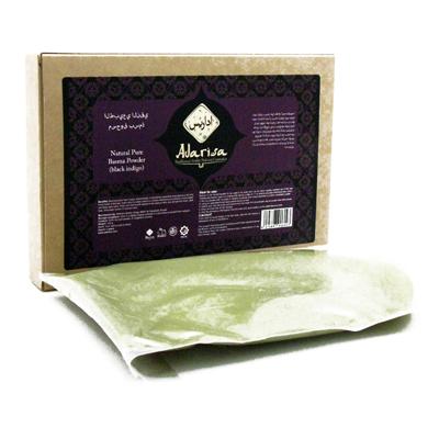Чистая басма для волос черное индиго adarisa (Adarisa)