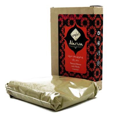 Традиционная натуральная хна рыже-медная adarisa (Adarisa)