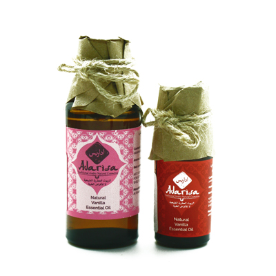 Эфирное масло ванили adarisa