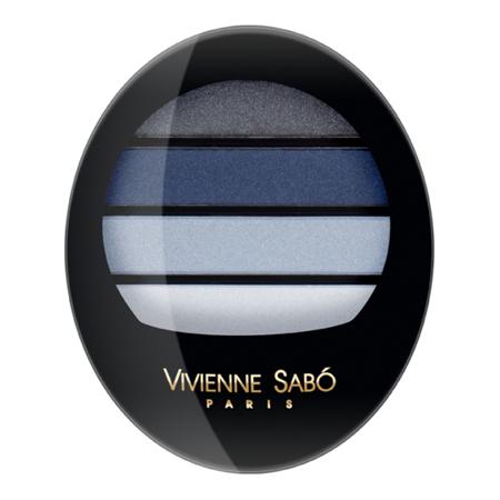 Тени для век квартет  quatre nuances (тон 02) vivienne sabo (Vivienne Sabo)