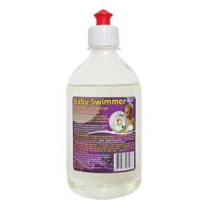 Жидкое средство для мытья детской посуды baby swimmer (Baby Swimmer)