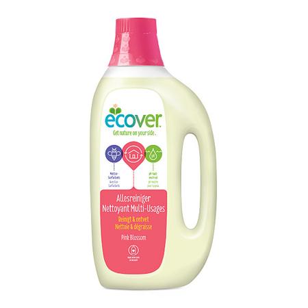 Экологическое универсальное моющее средство аромат цветов ecover