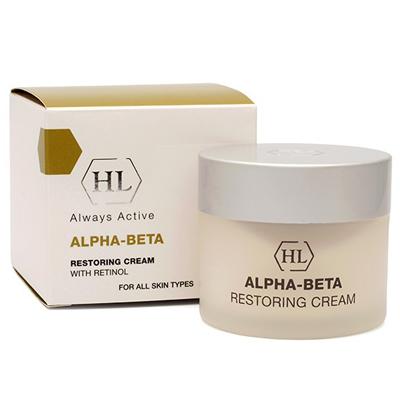 Восстанавливающий крем alpha-beta restoring holy land (Holy Land)