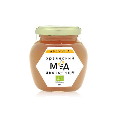 Мед цветочный эрзянский аривера (Аривера)