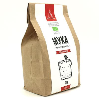 Мука пшеничная цельнозерновая аривера (Аривера)