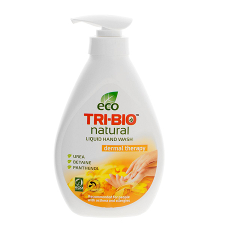 Натуральное эко крем-мыло дерматерапия tri-bio
